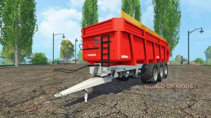 Brimont BB 24 TRD para Farming Simulator 2015