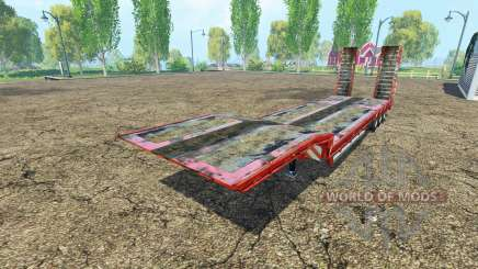 Lowboy para Farming Simulator 2015
