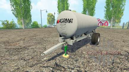 Agrimat 5200l v2.0 para Farming Simulator 2015