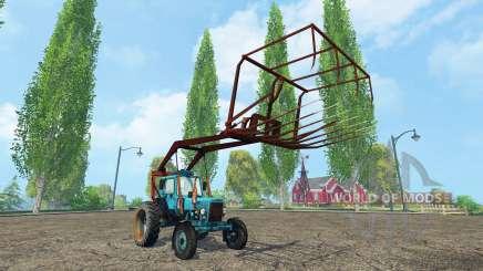 MTZ 80 v2.0 para Farming Simulator 2015