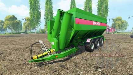 BERGMANN GTW 430 v3.0 para Farming Simulator 2015