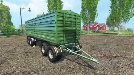 Fuhrmann FF 40000 v2.0 para Farming Simulator 2015