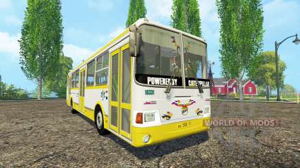 LiAZ 52562 para Farming Simulator 2015