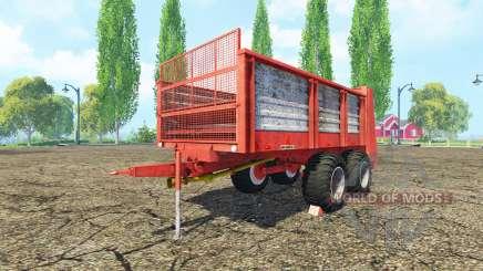 ANNABURGER HTS 101.04 para Farming Simulator 2015