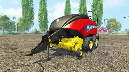 New Holland BigBaler 340 para Farming Simulator 2015