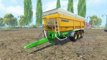 JOSKIN Trans-Space 8000-23 multifruit para Farming Simulator 2015
