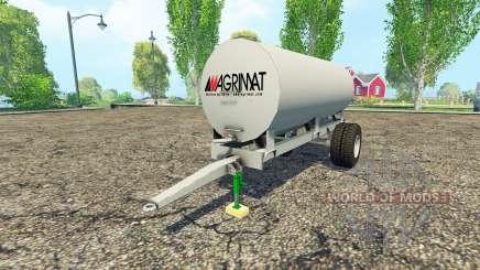 Agrimat 5200l para Farming Simulator 2015