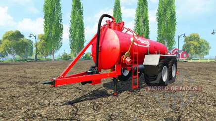 Fliegl VFW 15000 para Farming Simulator 2015