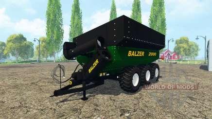 Balzer 2000 para Farming Simulator 2015