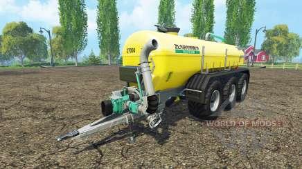 Zunhammer SK 27000 v3.0 para Farming Simulator 2015