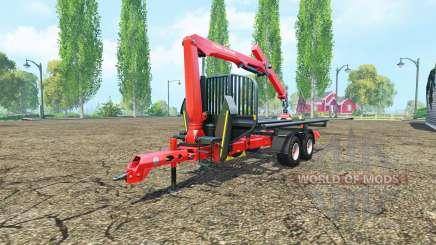 Stepa FHL13 AK para Farming Simulator 2015