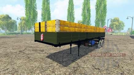 NefAZ de 93 344 v1.2 para Farming Simulator 2015