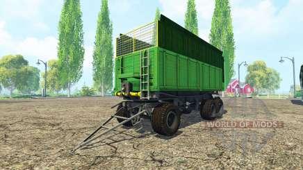 Demmler TSM Mammut para Farming Simulator 2015