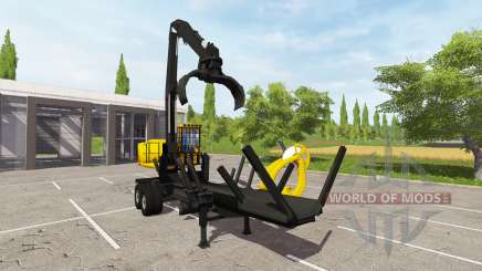 Bucksaw Loader para Farming Simulator 2017