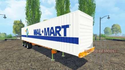 Container trailer para Farming Simulator 2015