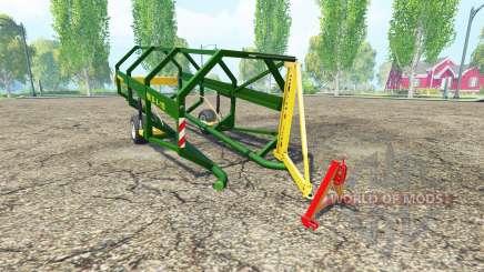 Ballenboy FSB 25-6-110 v2.0 para Farming Simulator 2015