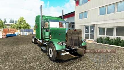 Peterbilt 389 v1.9 para Euro Truck Simulator 2