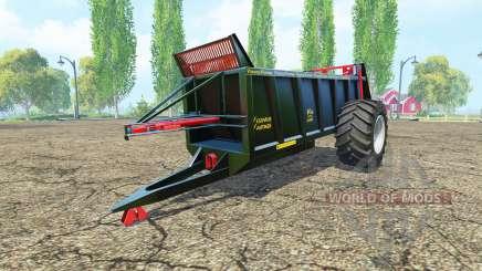Marshall VES2500 para Farming Simulator 2015
