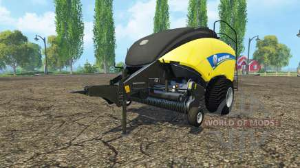 New Holland BigBaler 1270 matte para Farming Simulator 2015