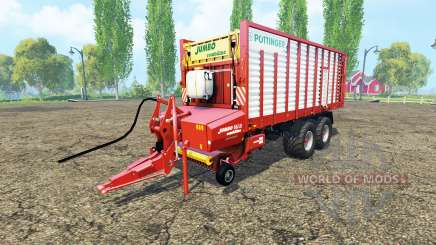 POTTINGER Jumbo 6610 para Farming Simulator 2015