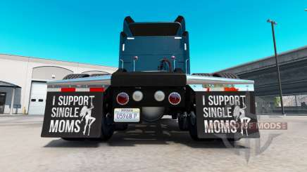 I Support Single Moms v2.2 para American Truck Simulator