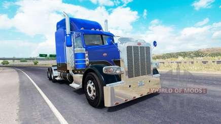 Las Líneas de la piel de 4 en el camión Peterbilt 389 para American Truck Simulator