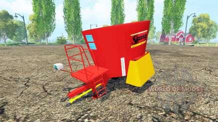 Sano TMR Profi para Farming Simulator 2015