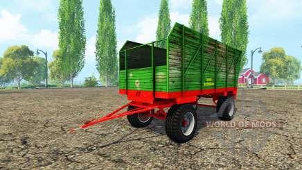 Hawe SLW 20 v2.0 para Farming Simulator 2015