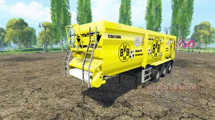 Krampe SB 30-60 Borussia Dortmund para Farming Simulator 2015