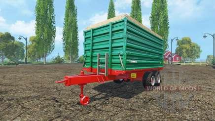 Farmtech TDK 900 v1.1 para Farming Simulator 2015