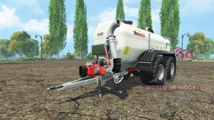Vakutec 18500l para Farming Simulator 2015