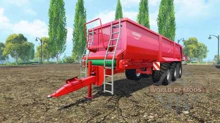 Krampe Bandit 980 para Farming Simulator 2015