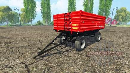 Metal-Fach T710-1 para Farming Simulator 2015