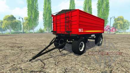 METALTECH DB 12 para Farming Simulator 2015