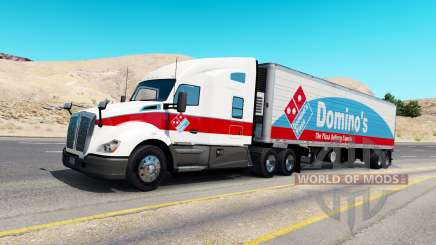 Skins para el tráfico de camiones de v1.0.2 para American Truck Simulator