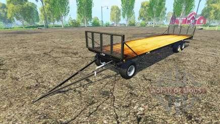 Fliegl DPW 180 v3.0 para Farming Simulator 2015