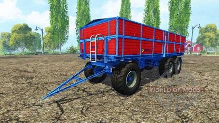 Marshall 75 DR para Farming Simulator 2015