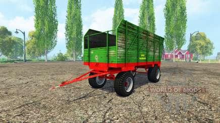 Hawe SLW 20 para Farming Simulator 2015