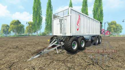 Fliegl TMK 4-axis para Farming Simulator 2015