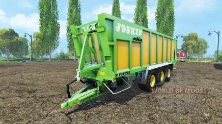 JOSKIN Drakkar 3-axis para Farming Simulator 2015