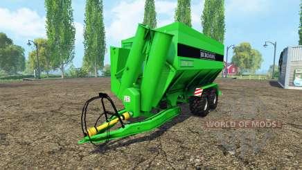 BERGMANN GTW 330 para Farming Simulator 2015