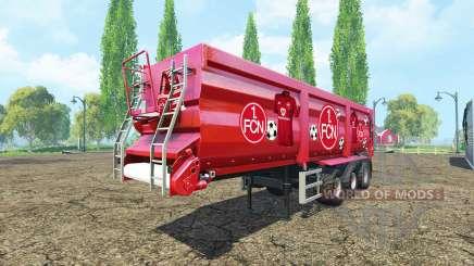 Krampe SB 30-60 FC Nurnberg para Farming Simulator 2015