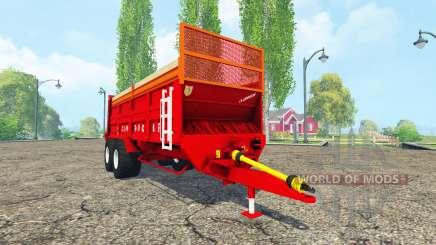 La Campagne EBN 15 para Farming Simulator 2015