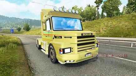 Scania T113H 360 para Euro Truck Simulator 2
