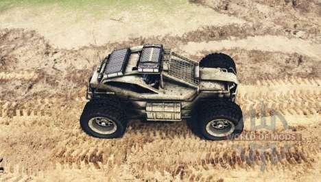 Buggy Hard To Master para Spin Tires