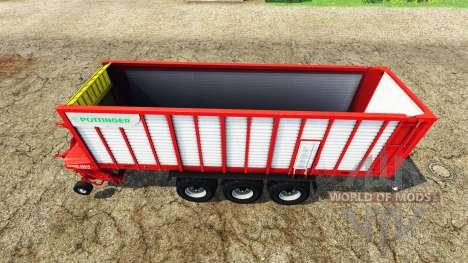 POTTINGER Jumbo 10010 v1.9 para Farming Simulator 2015