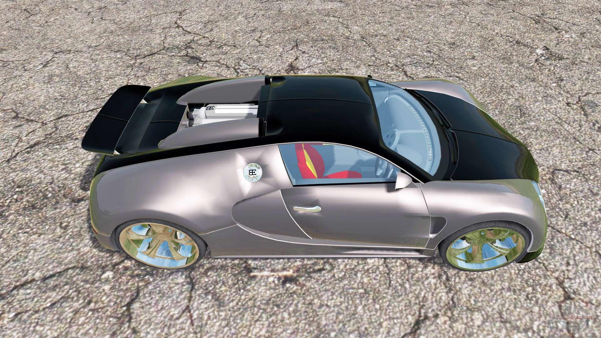 bugatti veyron para farming simulator 2013. Black Bedroom Furniture Sets. Home Design Ideas