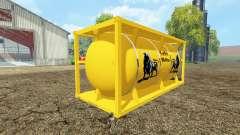 Tank container v0.1 para Farming Simulator 2015