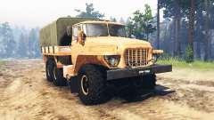 Ural 375 Bosque vagabundo
