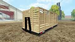 Animals platform para Farming Simulator 2015